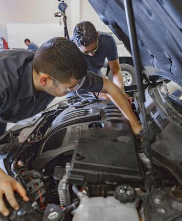 TSTC auto program 372x451 - TSTC automotive program transforms mechanics into technicians