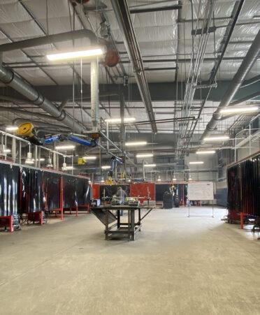 TSTC welding