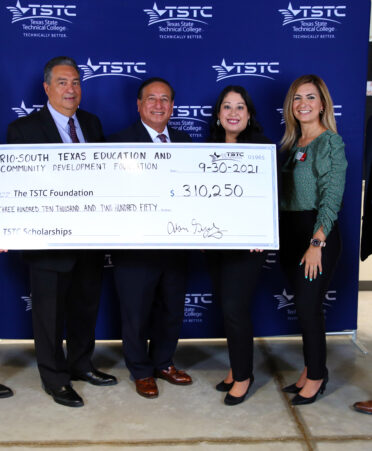 The TSTC Foundation 372x451 - The TSTC Foundation receives $310,250 grant from Rio-South Texas Education and Community Development Foundation