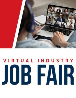 virtual job fair fa21